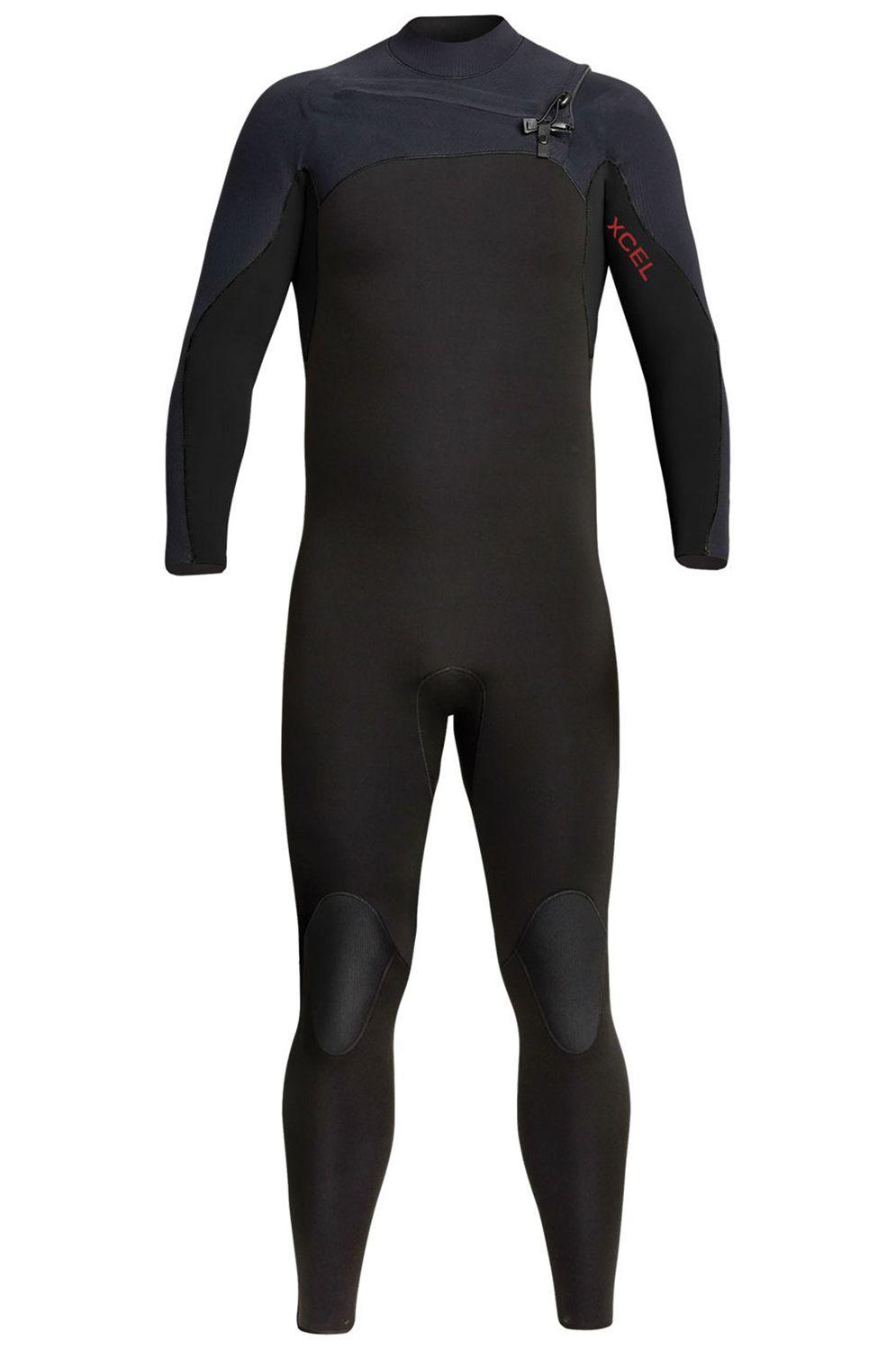 Xcel Wetsuit MEN'S PHOENIX 4/3MM - X2 FULLSUIT Black/Graphite/Black 4x3mm