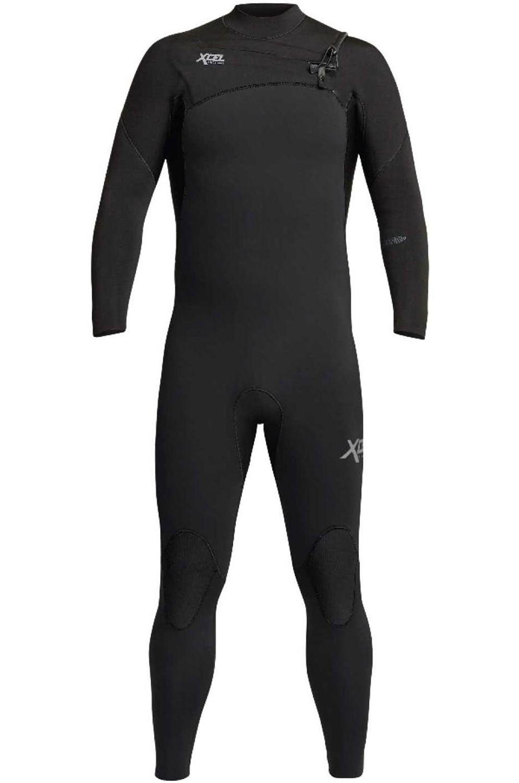 Xcel Wetsuit COMP 4/3MM - X2 FULLSUIT Black 4x3mm