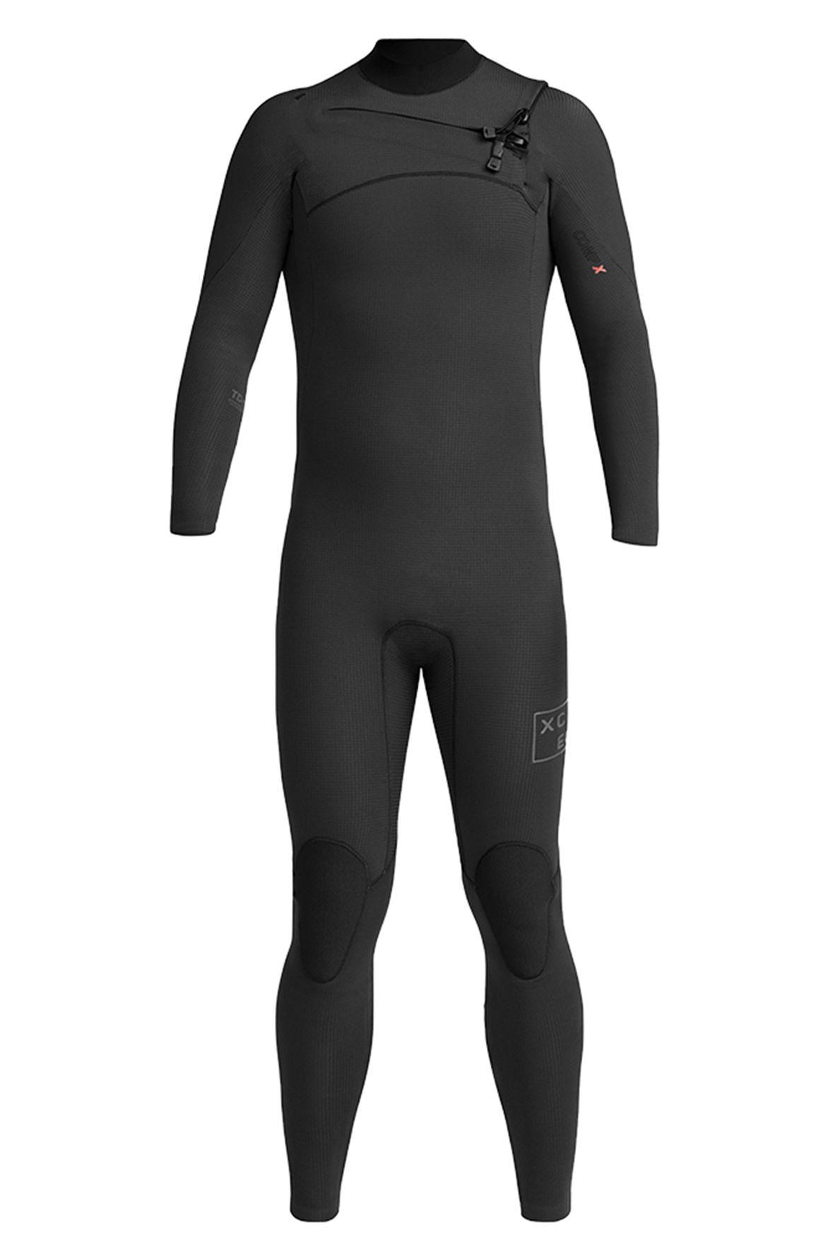 Xcel Wetsuit MEN'S COMP X 3/2MM - X2 TDC FULLSUIT Black Indefinido