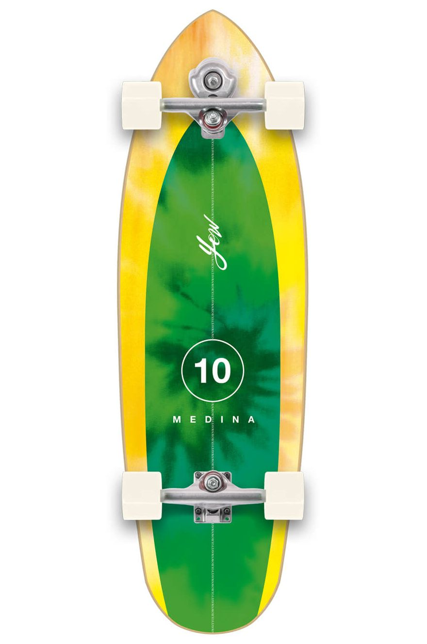 "Yow Surf Skate 33"" MEDINA TIE DYE SIGNATURE SERIES Assorted"