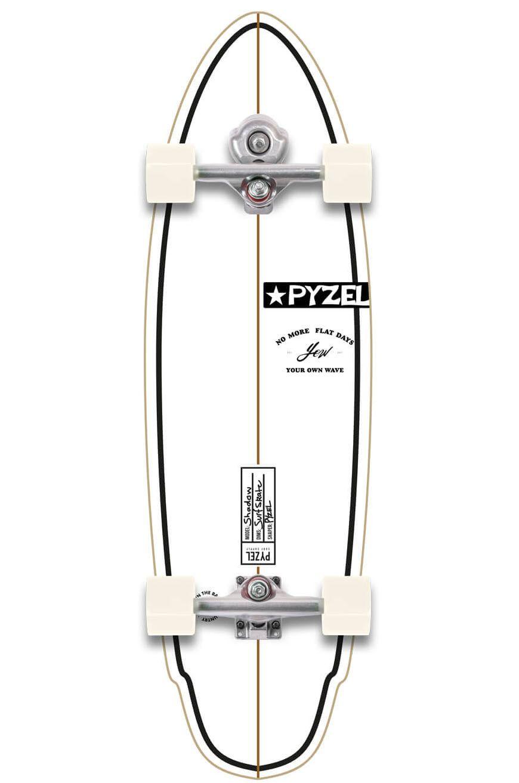 "Yow Surf Skate 33.5"" SHADOW PYZEL X YOW Assorted"