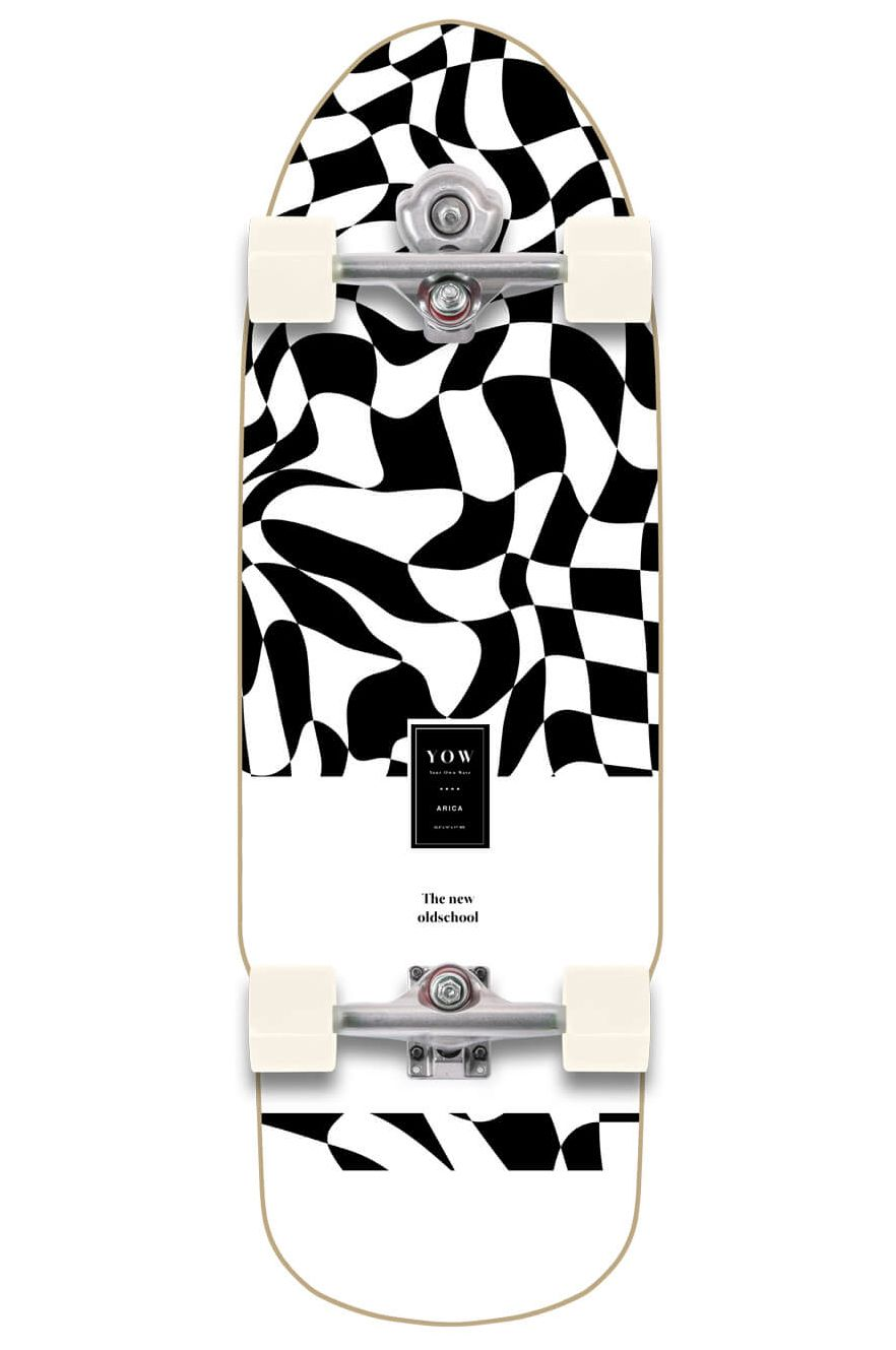 """Yow Surf Skate 33"""" ARICA HIGH PERFORMANCE SERIES Assorted"""