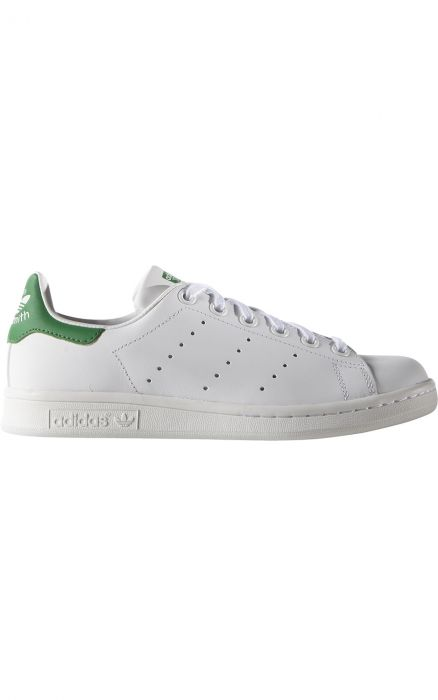Tenis Adidas STAN SMITH J Ftwr WhiteFtwr WhiteGreen
