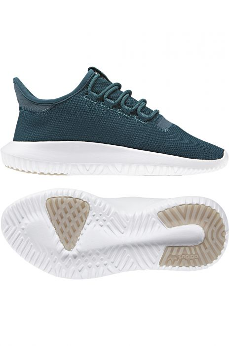 Adidas Shoes TUBULAR SHADOW J GreenGreenFtwr White