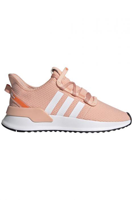 Adidas Shoes U_PATH RUN Glow PinkFtwr WhiteHi Res Coral