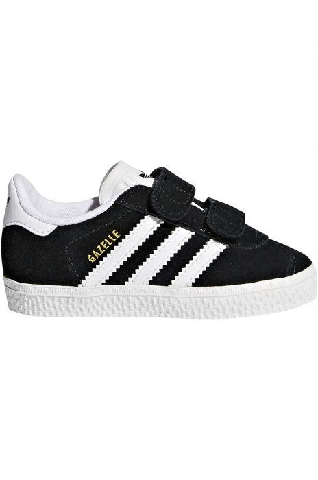 Adidas Shoes GAZELLE CF Core Black/Ftwr