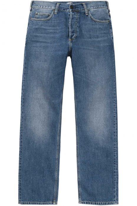 Carhartt WIP Jeans Marlow Edgewood Blue Stone Coast