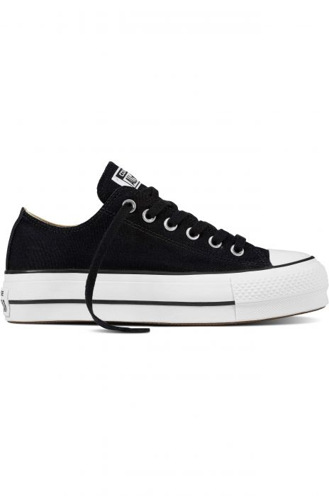 Tenis Converse CHUCK TAYLOR ALL STAR LIFT BlackWhiteWhite 36