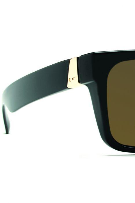 07a50dfeaa6 Dot Dash Sunglasses LADS Black   Gold Chrome Unico