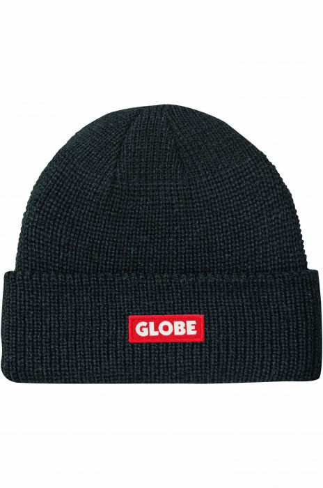 5cd604883d5c5 Gorro Globe BAR Black