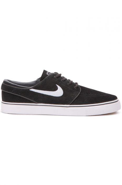 premium selection 1b364 039f9 Tenis Nike Sb ZOOM STEFAN JANOSKI OG Black White-Gum Light Brown