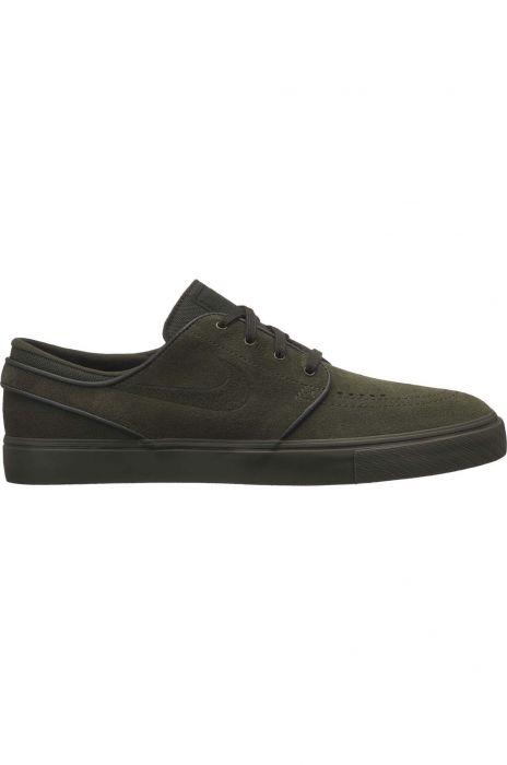 4d24b829bc0b5 Nike Sb Shoes ZOOM STEFAN JANOSKI Sequoia Sequoia-Sequoia 43