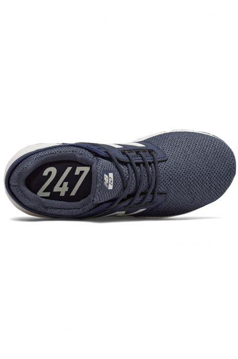 estornudar Imposible Camarada  New Balance Shoes GS247 Navy 38