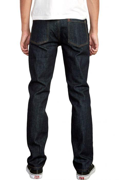 Hexed Slim Fit Denim Jeans