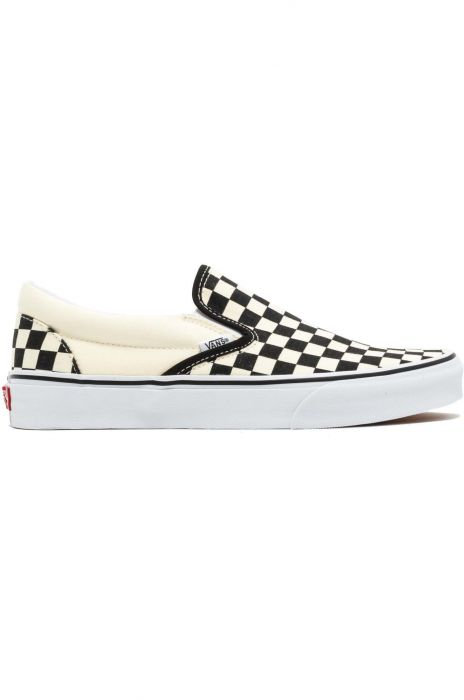 Vans Shoes CLASSIC SLIP-ON Blk&Whtchckerboard/Wht 38