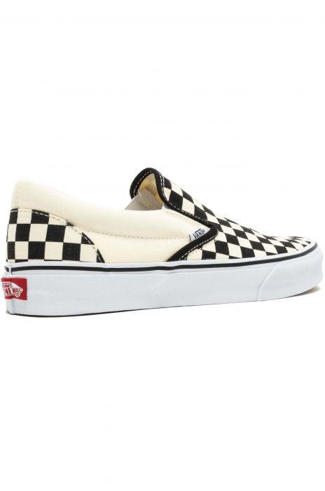 Vans Shoes CLASSIC SLIP-ON Blk&Whtchckerboard/Wht 38