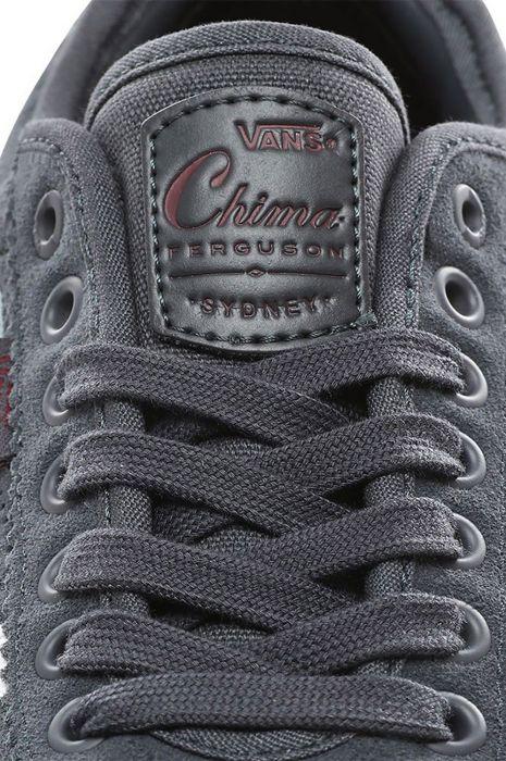 Vans Shoes CHIMA PRO 2 (Perf) Ebony