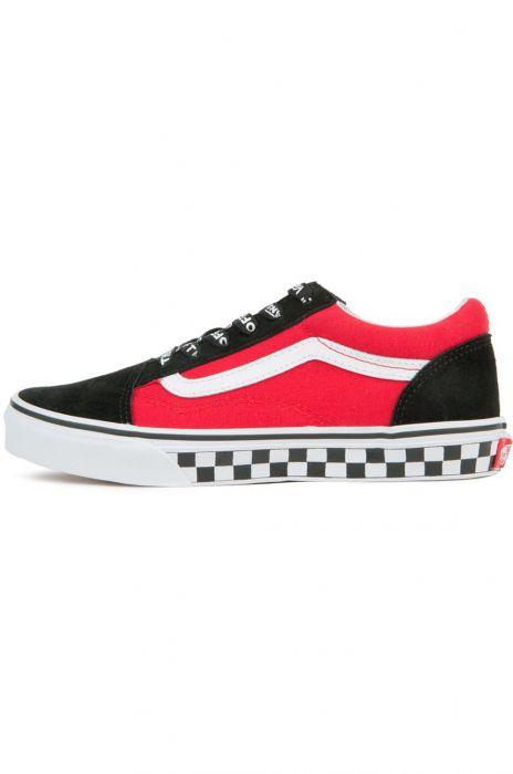 Vans Shoes OLD SKOOL (Logo Pop) Black