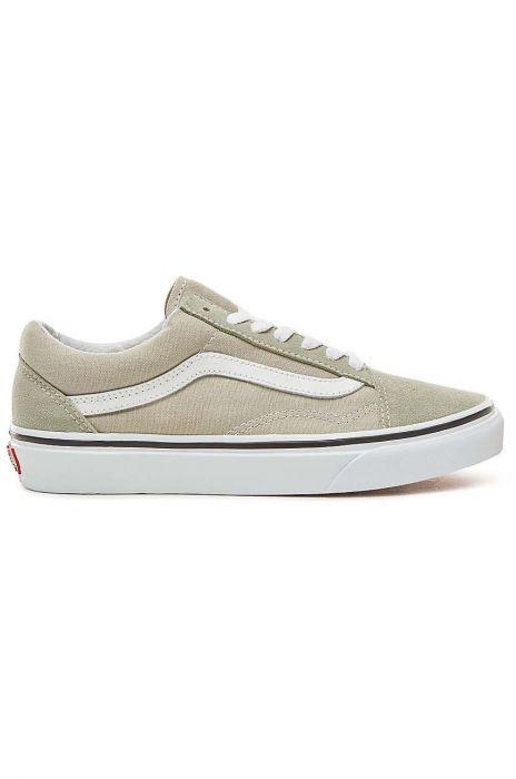 0c31ed175c Vans Shoes UA OLD SKOOL Desert Sage/True White 36