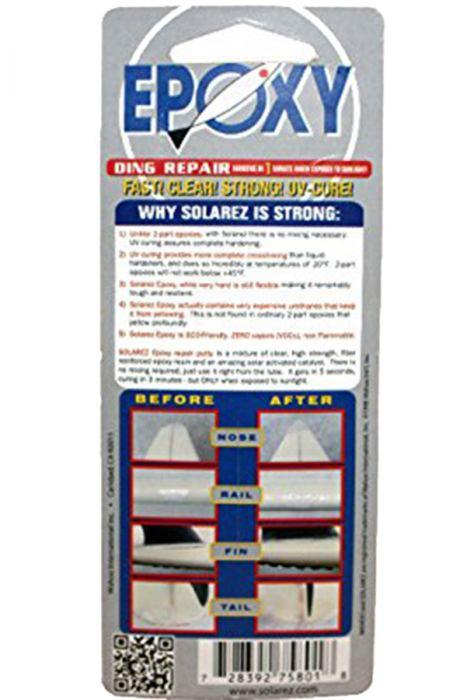 Solarez Repair Kit EPOXY DING Sortidas Unico