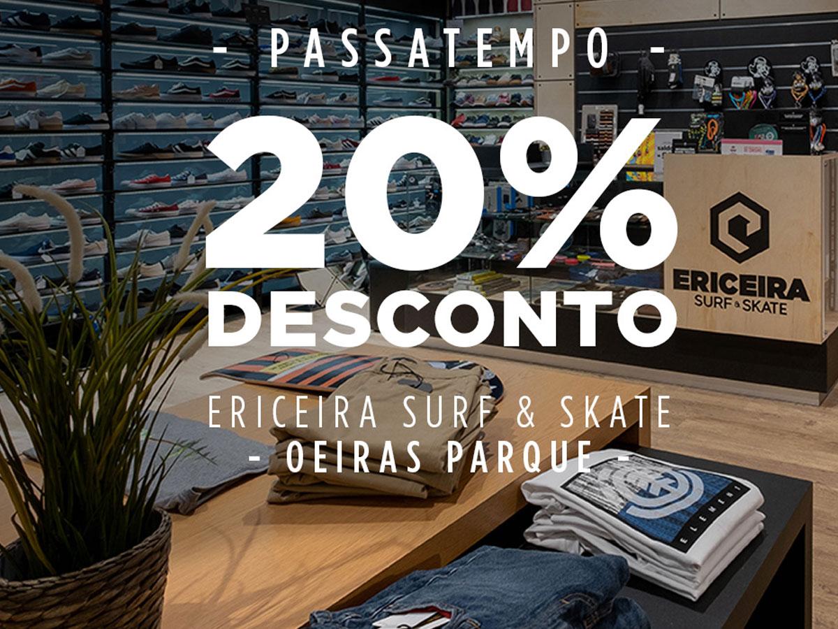 Passatempo Ericeira Surf & Skate X Oeiras Parque