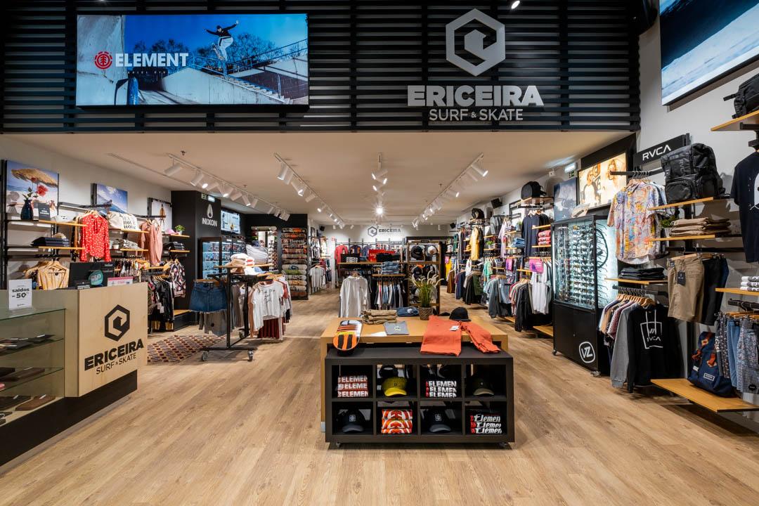 Ericeira Surf & Skate reabre no Oeiras Parque com nova localização