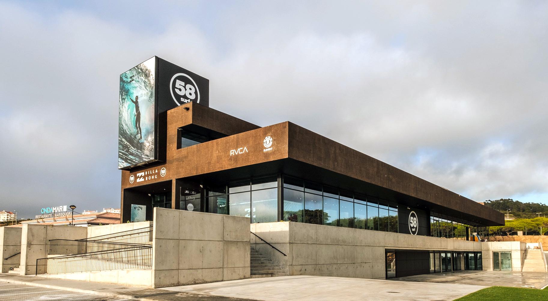 58 Surf abre loja bandeira em parceria com a Billabong